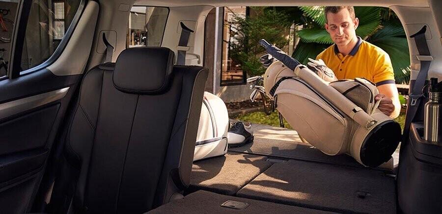 Trailblazer thiết kế thông minh và tối ưu không gian cho mọi cho mọi hành trình, cho mọi điểm đến