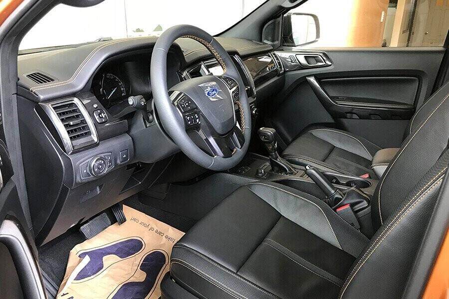 Nội thất Ford Ranger Wildtrak 2.0L AT 4X2 - Hình 1