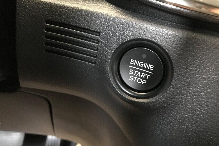 Nội thất Ford Ranger - Hình 3