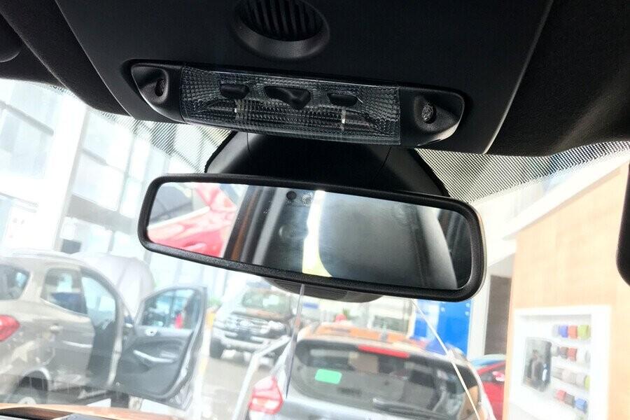 Nội thất Ford Ranger - Hình 7