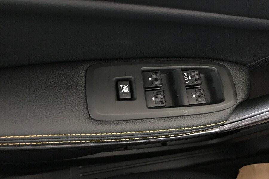 Nội thất Ford Ranger - Hình 8