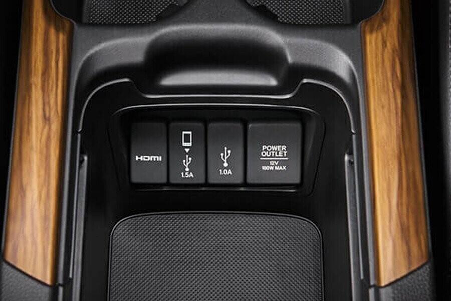 Nội thất Honda - Hình 9