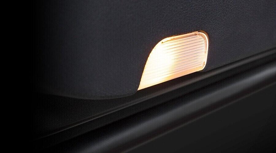 Đèn bước chân mang lại sự an toàn cho người sử dụng