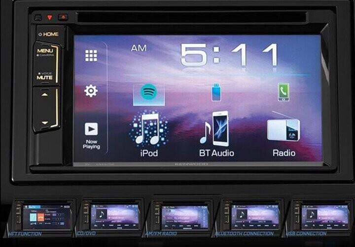 Màn hình DVD giải trí 6.1inch