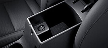 Elantra được trang bị cổng sạc điện USB chuyên dụng