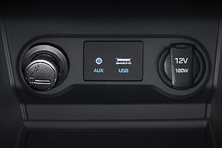 Nội thất Hyundai Accent 1.4 MT tiêu chuẩn - Hình 8