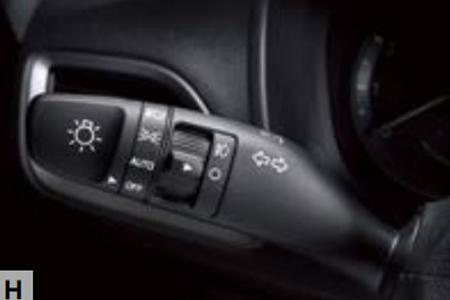 Nội thất Hyundai Accent 1.4 MT tiêu chuẩn - Hình 12
