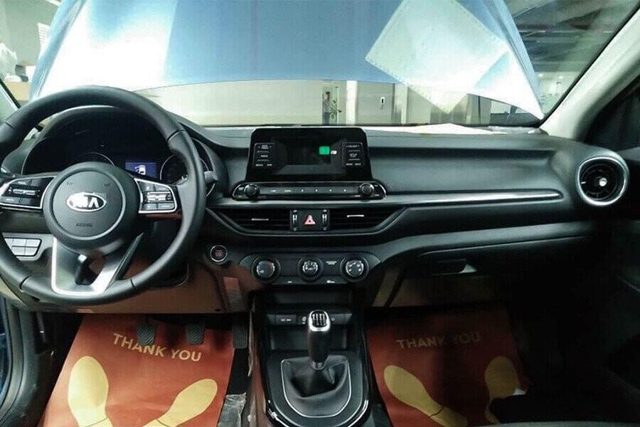 Thiết kế nội thất xe Kia Cerato 2019