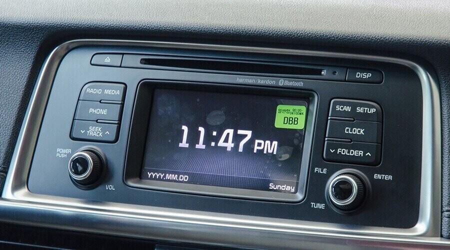Hệ thống âm thanh giải trí cao cấp