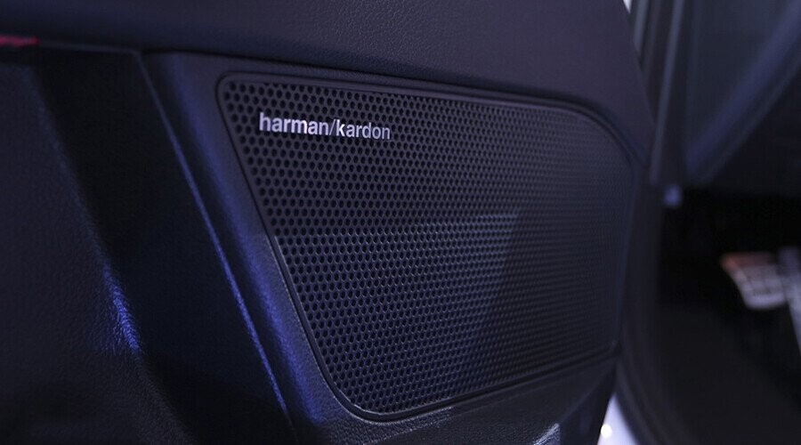 Hệ thống âm thanh cao cấp Harman/Kardon