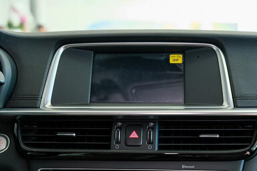 Màn hình trung tâm LCD sắc nét