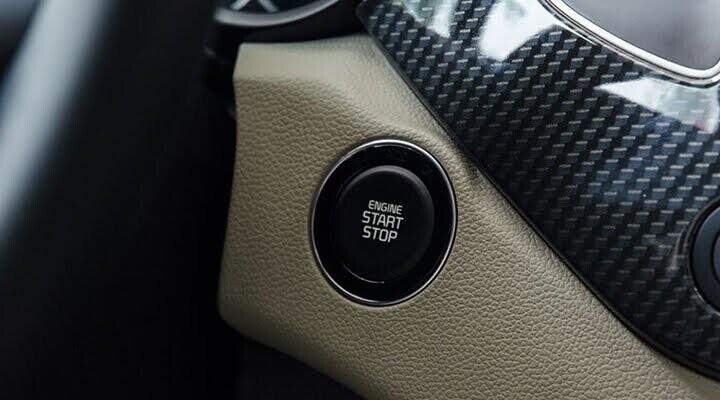 Hệ thống khởi động bằng nút bấm Start/Stop
