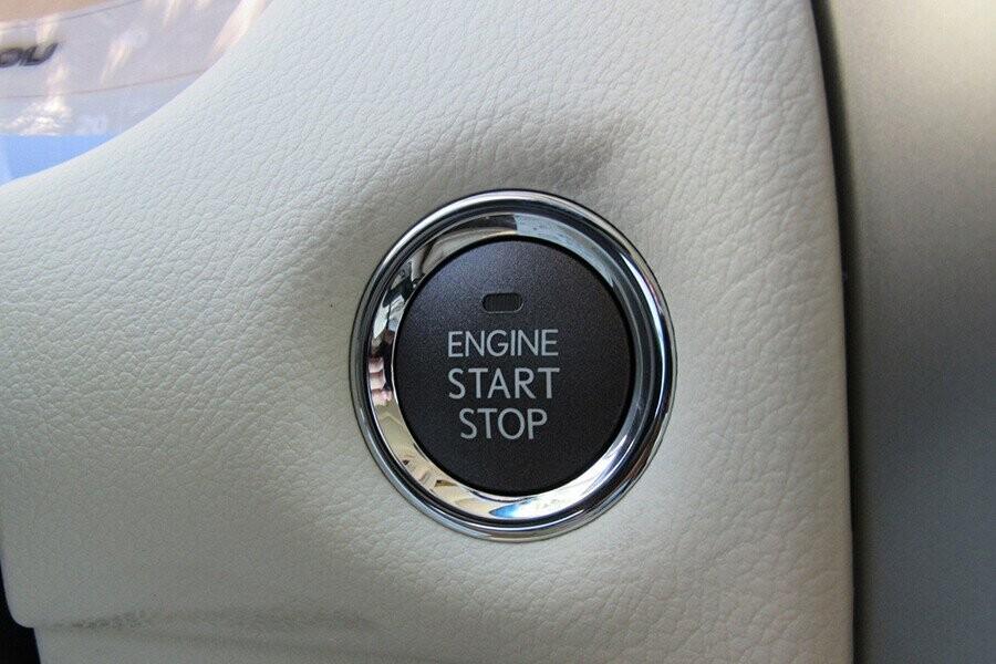 Nút bấm khởi động