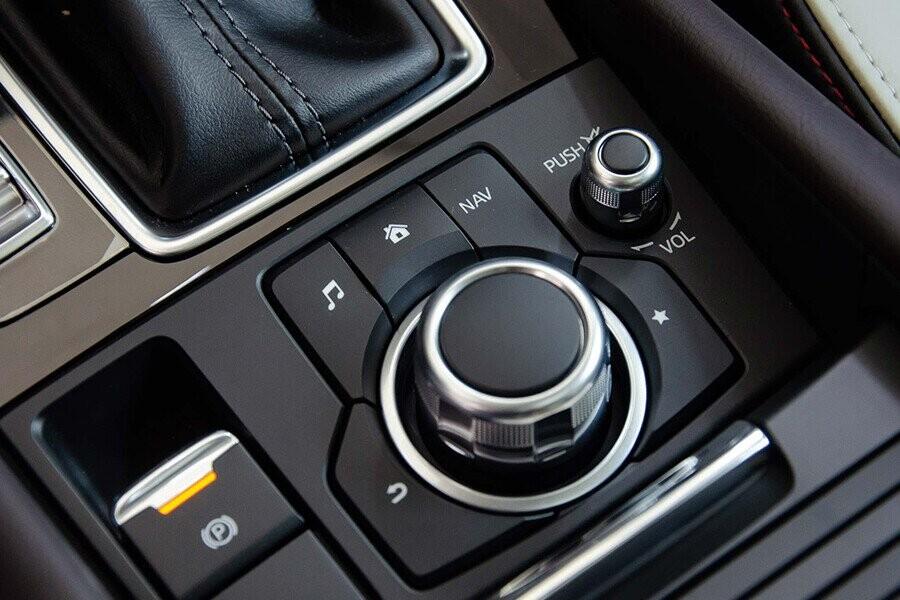 Nút điều khiển trung tâm