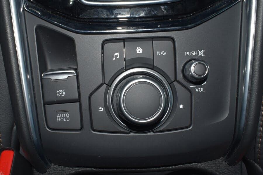 Nội thất Mazda CX-5 2.5L AWD 2018 - Hình 5