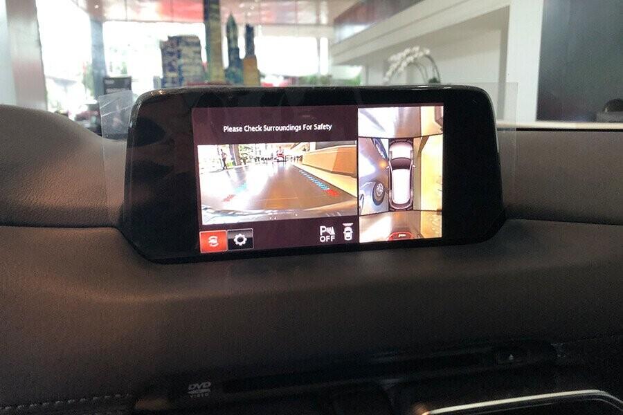 Hệ thống giải trí màn hình cảm ứng 7 inch