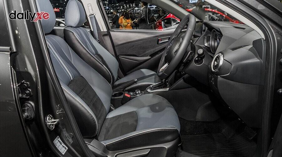 New Mazda 2 sedan là nghệ thuật thể hiện sự hài hòa