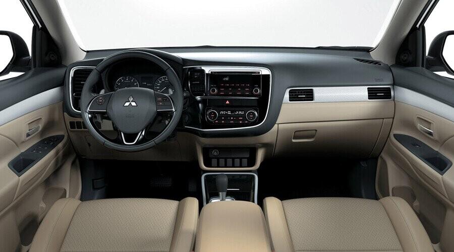 Nội thất Mitsubishi Outlander CVT 2.4 Premium CVT 2.4 Premium - Hình 1