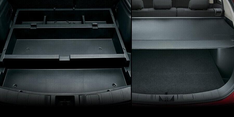 Nội thất Mitsubishi Outlander CVT 2.4 Premium CVT 2.4 Premium - Hình 10