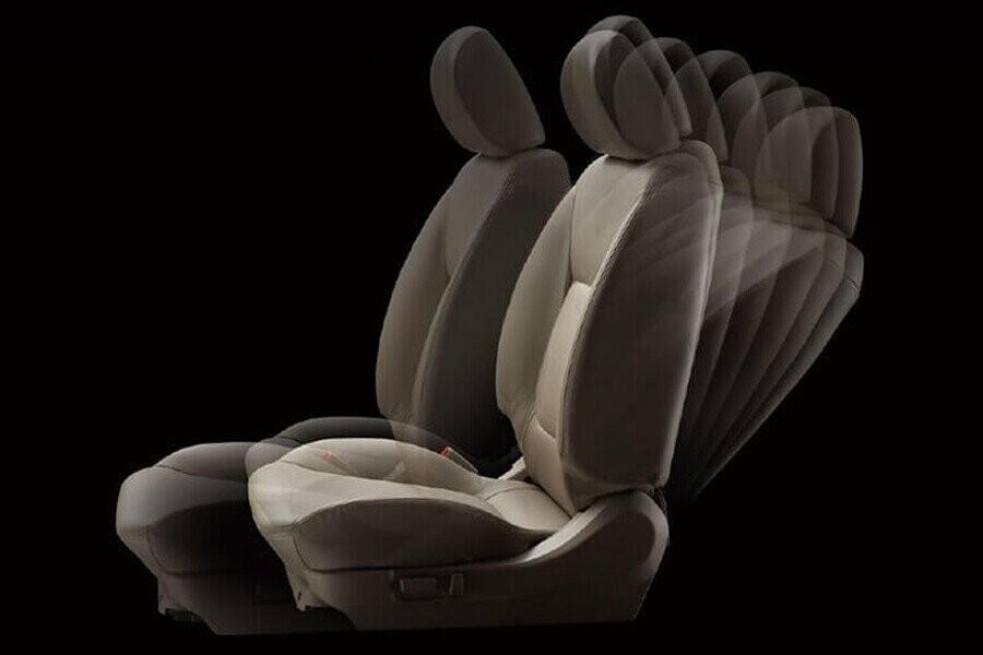 Ghế ngồi Mitsubishi Triton 4x2 MT