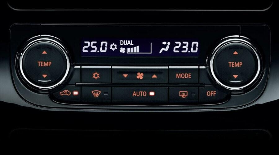 Hệ thống điều hòa Mitsubishi Triton 4x2 MT