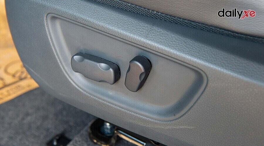 Ghế chỉnh điện 8 hướng