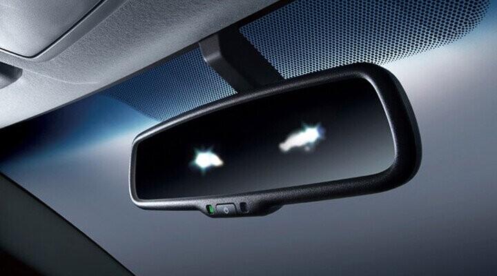 Giúp tăng khả năng quan sát cho người lái và giúp lái xe an toàn khi tham gia giao thông