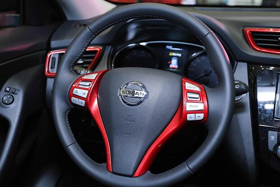 Tay lái điều chỉnh 4 hướng thoải mái người lái