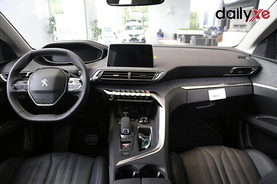 Công nghệ tiên tiến và hiện đại nhất của triết lý PEUGEOT New i-Cockpit®