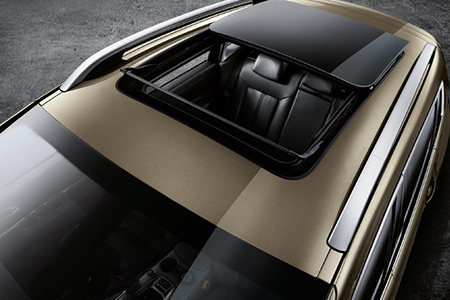 Peugeot 3008 mới được trang bị kính chống tia UV