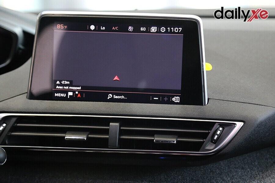 Mirror Screen bao gồm tính năng Apple Carplay, MirrorLink và Android Auto