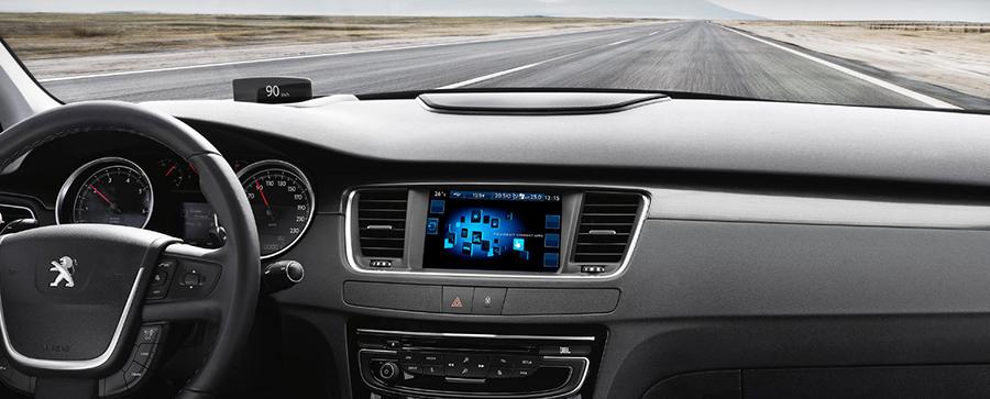 Phong cách I-cockpit độc đáo chỉ có trên các xe mang thương hiệu Peugeot