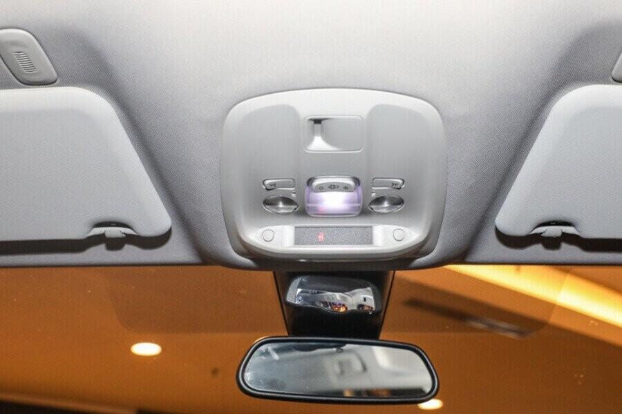 Hệ thống đèn nội thất sử dụng công nghệ LED