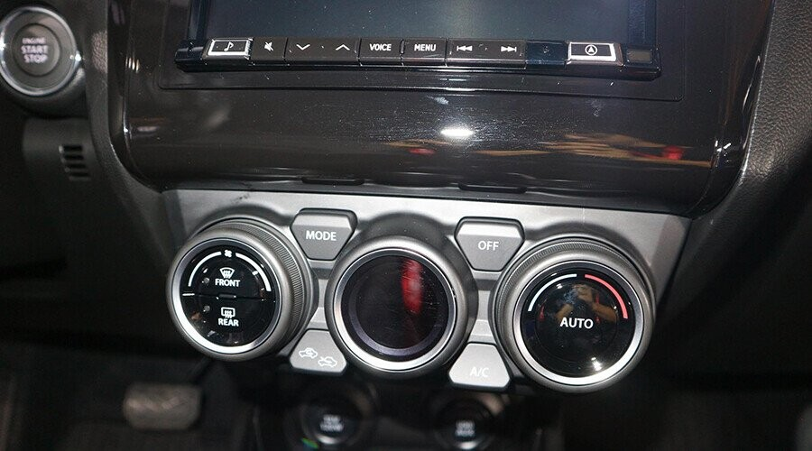 Hệ thống giải trí tiện nghi Suzuki Switf