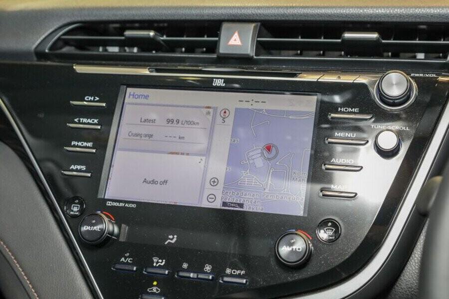 Ngoại thất Toyota Camry - Hình 6