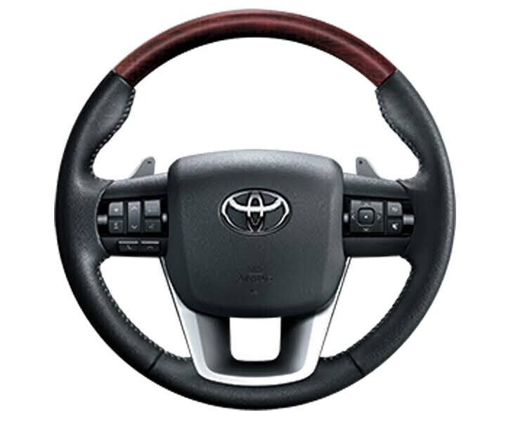 Nội thất Toyota Fortuner 2018 2.4 4x2 AT - Hình 2
