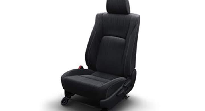 Ghế lái chỉnh cơ 6 hướng