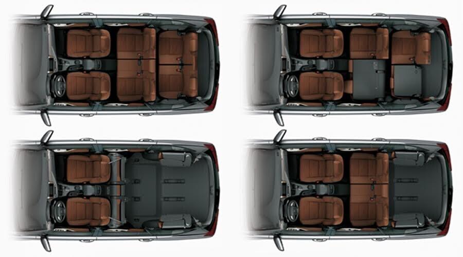Nội thất Toyota Innova 2018 2.0V - Hình 14