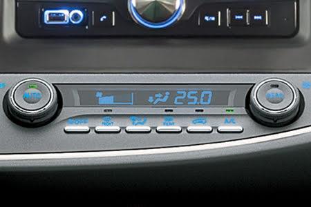 Nội thất Toyota Innova 2018 2.0G - Hình 5