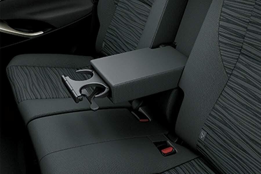 Nội thất Toyota Innova - Hình 4