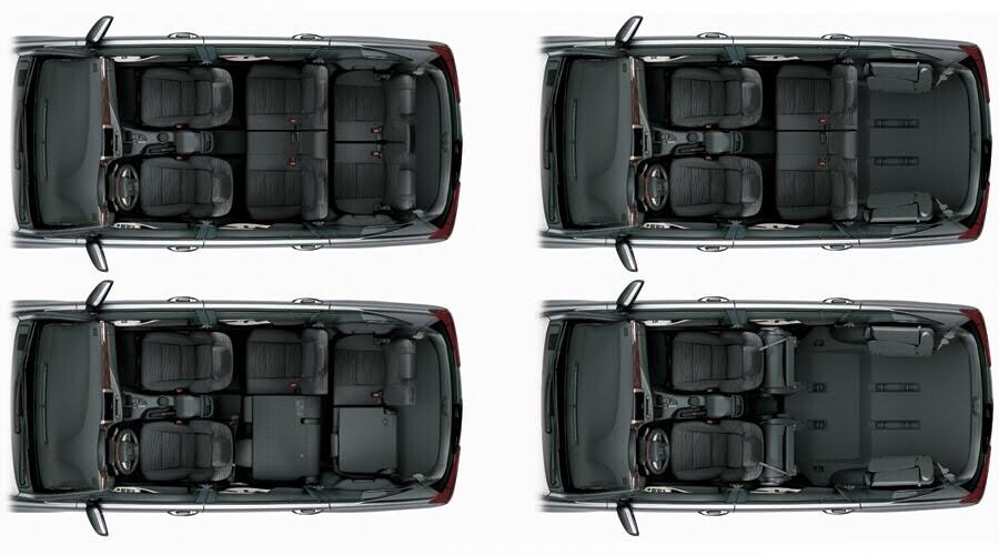 Nội thất Toyota Innova Venturer - Hình 8