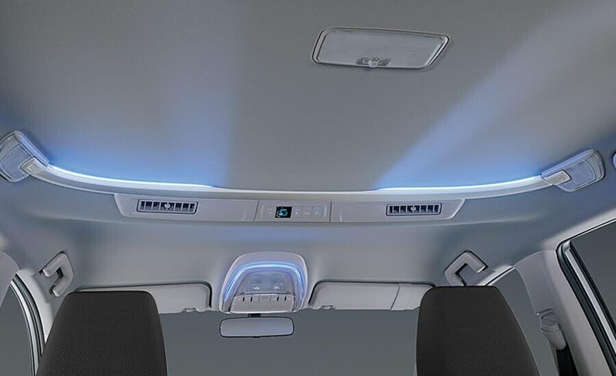 Nội thất Toyota Innova Venturer - Hình 10