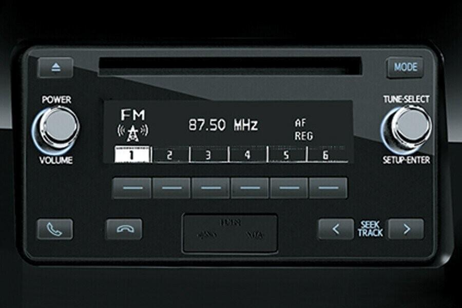 Nội thất Toyota Land Cruiser - Hình 7