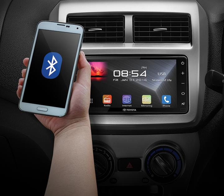 Hệ thống điều hòa, âm thanh tiêu chuẩn mang lại sự tiện nghi cho người lái và hành khách