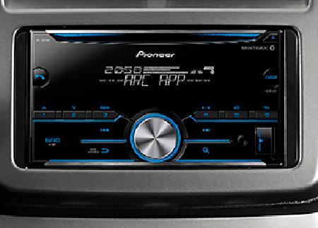 Trang bị đầu CD tích hợp AM/FM