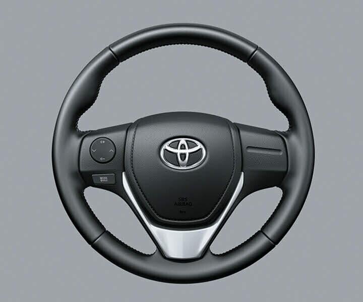 Tay lái được thiết kế 3 chấu