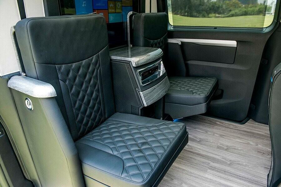 Traveller Premium thiết kế sang trọng