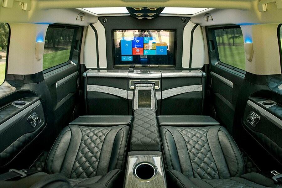 Hai ghế VIP này được đảm bảo sự riêng tư