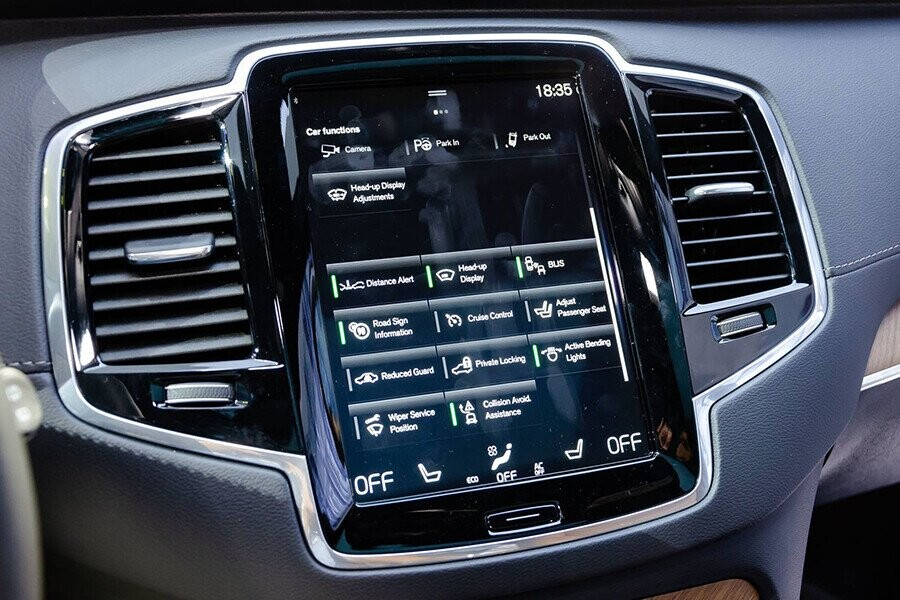 Màn hình cảm ứng điều khiển SENSUS 9 inch