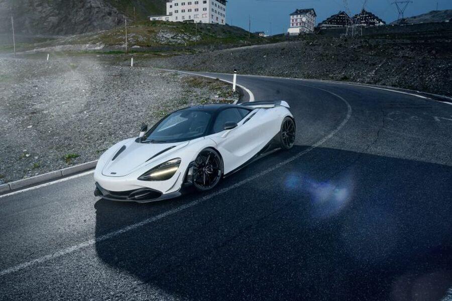 Novitec tăng lực cho McLaren 720S mạnh tới 795 mã lực - Hình 1